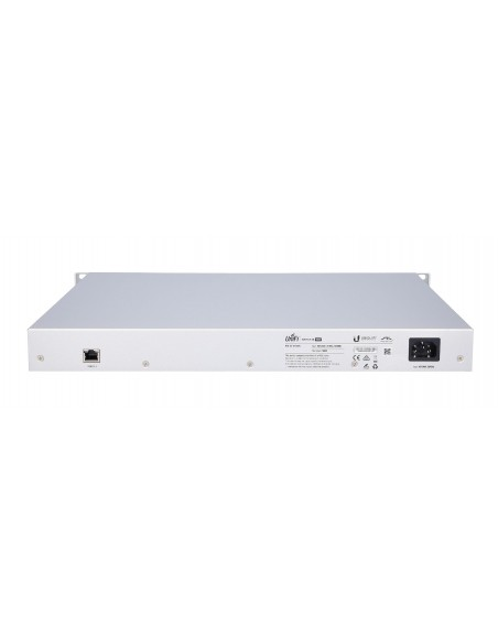 UBIQUITI US-48-500W UNIFI SWITCH 48X GIGABIT POE PORTS, 2X SFP, 2X SFP+ PORTS, 500W