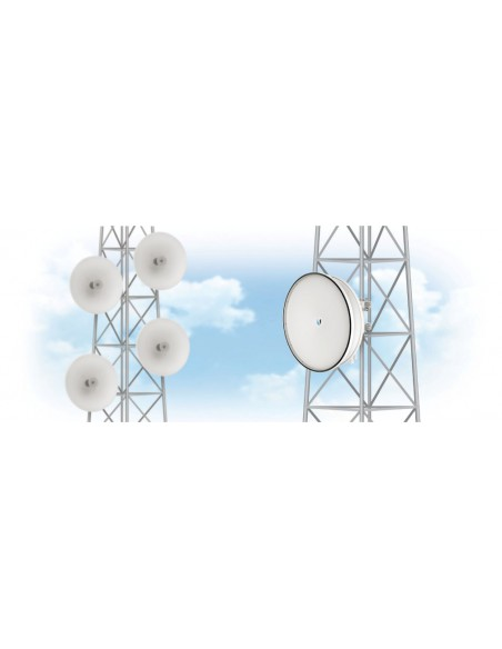 UBIQUITI AF-MPX4 4X4 AIRFIBER NXN MIMO MULTIPLEXER