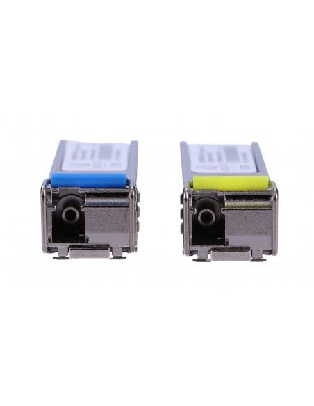 UBIQUITI UF-SM-1G-S-20 SFP MODULE SINGLE-MODE 1,25GBPS 3KM BIDI 20 PACK