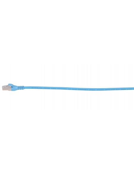 EXTRALINK LAN PATCHCORD CAT.6A S/FTP 1M 10G SHIELDED FOILED TWISTED PAIR BARE COPPER