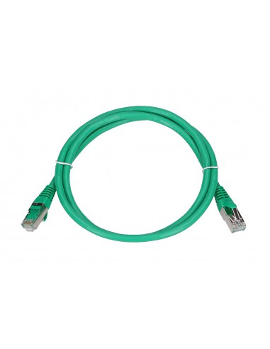 EXTRALINK LAN PATCHCORD CAT.6 FTP 1M 1GBIT FOILED TWISTED PAIR BARE COPPER