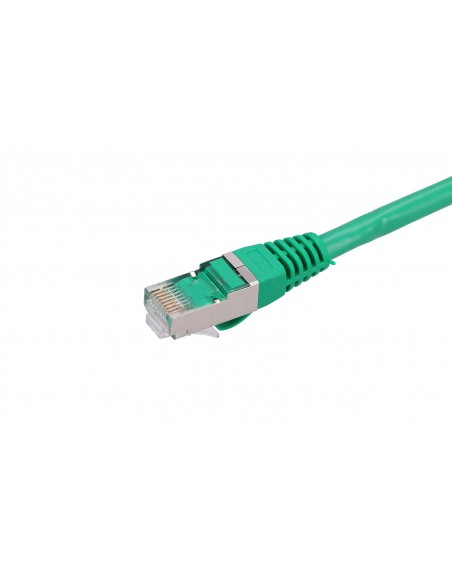 EXTRALINK LAN PATCHCORD CAT.6 FTP 2M 1GBIT FOILED TWISTED PAIR BARE COPPER