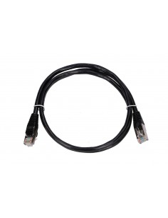 EXTRALINK LAN PATCHCORD CAT.5E FTP 1M FOILED TWISTED PAIR BARE COPPER