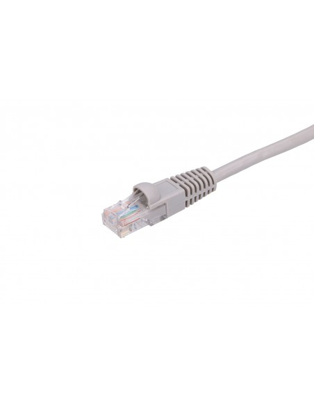 EXTRALINK LAN PATCHCORD CAT.5E UTP 0,5M TWISTED PAIR BARE COPPER