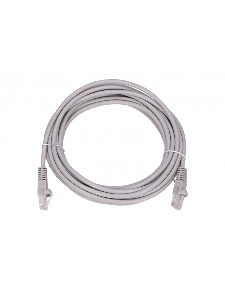 EXTRALINK LAN PATCHCORD CAT.5E UTP 5M TWISTED PAIR BARE COPPER