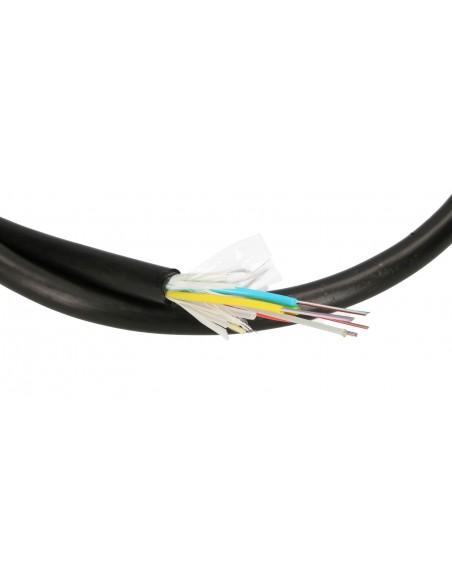 48F EXTRALINK SM AERIAL OPTICAL FIBRE CABLE (ADSS) 48J G652 D DIAMETER 10.8MM 2KN WITH FRP FUJIKURA FIBERS INSIDE