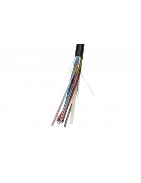 96F EXTRALINK MICRO BLOWING FIBER OPTIC CABLE 96J 8T12F SM G652D DIAMETER 6.8MM