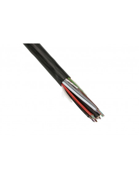 144F EXTRALINK MICRO BLOWING FIBER OPTIC CABLE 144J 12T12F SM G652D DIAMETER 8.8MM