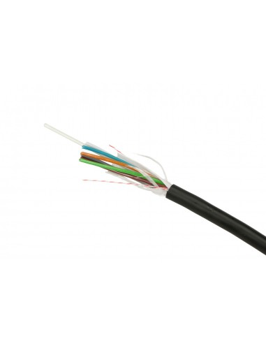 72F EXTRALINK SM DUCT OPTICAL FIBRE CABLE SM G652D DIAMETER 10MM 1,5KN