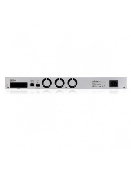 UBIQUITI UNIFI 4BAY NETWORK VIDEO RECORDER UNVR SLOTS FOR 4x 8TB, 1x SFP+ 10G, RAID 1 OR RAID 5, UP TO 50 FULL HD CAMERAS