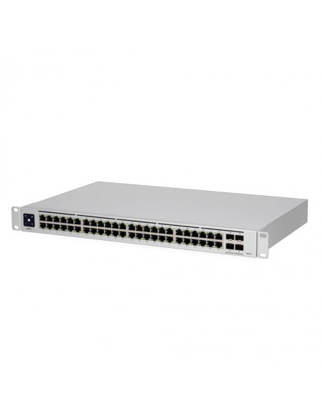 UBIQUITI USW-PRO-48-EU UNIFI SWITCH GEN2 48X GIGABIT, 4x SFP+ 10GB PORTS, RPS DC INPUT, LAYER 3
